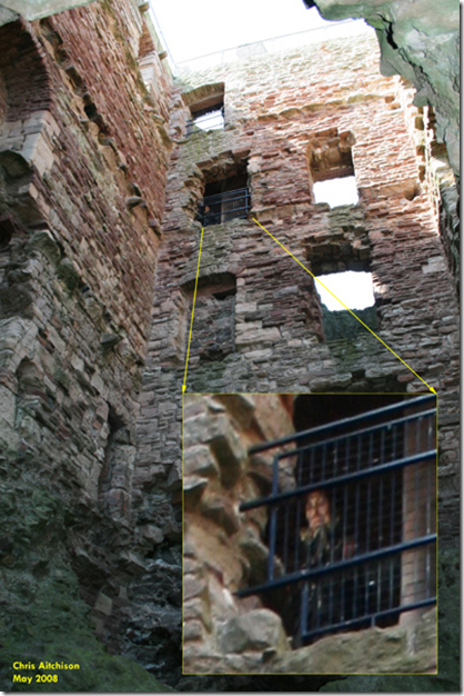 fantome du chateau