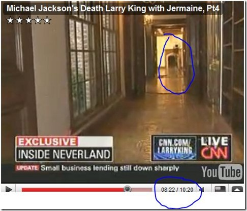 Fantome Michael Jackson
