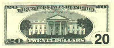 billet de banque americain world trade center