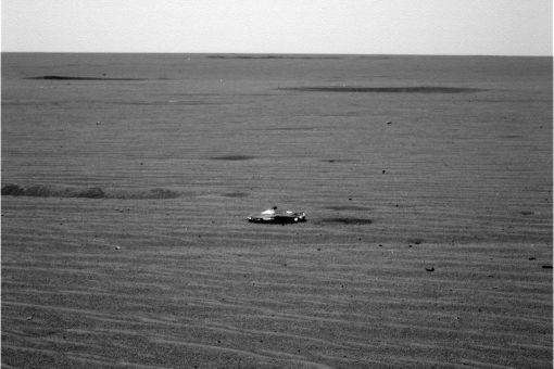 Sur-Mars-Curiosity
