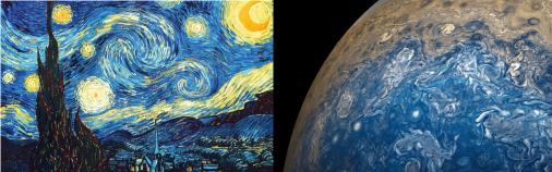 Van Gogh Jupiter