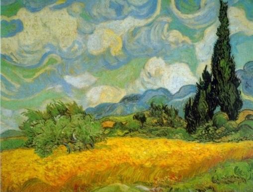 VVG005-Vincent-Van-Gogh-Cyprès-1
